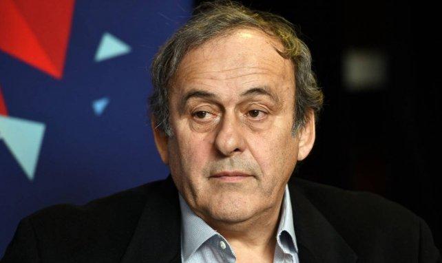Michel Platini auditionné ce lundi — FIFA gate