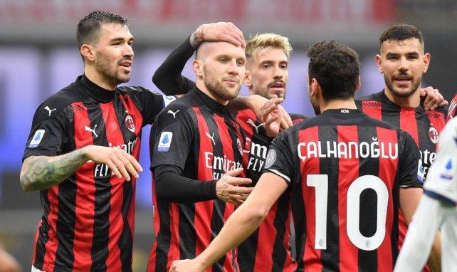 Serie A : l'AC Milan se relance à la Roma