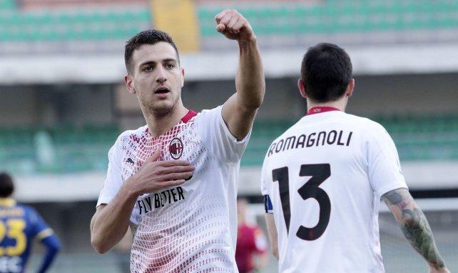 Serie A : l'AC Milan s'impose à Vérone et reste dans la course au titre