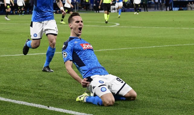 L'OM touche au but pour Arkadiusz Milik