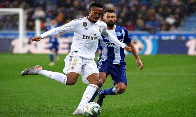 Le Real Madrid change son fusil d'épaule concernant Éder Militão