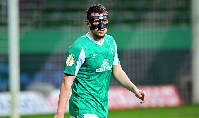 Werder : Milos Veljkovic plaît en L1