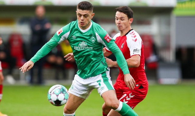 Milot Rashica signe à Norwich City