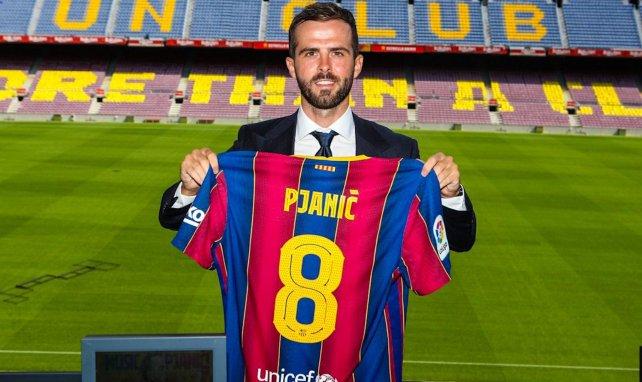 Miralem Pjanic juge son adaptation au Barça