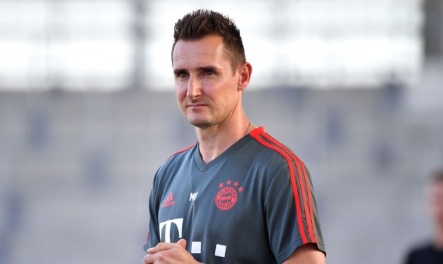 Bayern : Miroslav Klose quitte le club