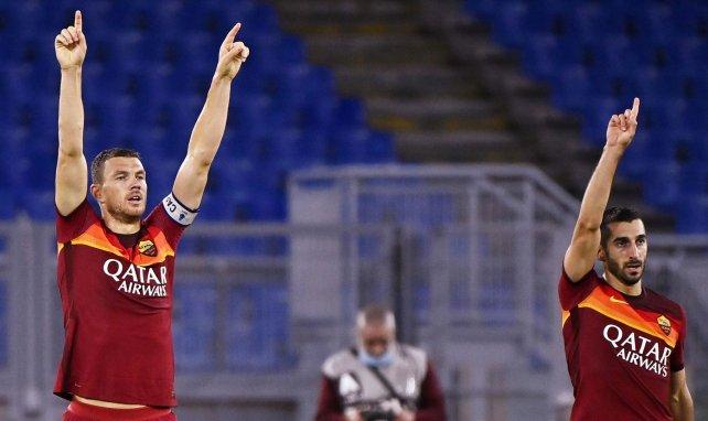 Serie A : la Roma s'offre le derby et prive la Lazio de Ligue des Champions