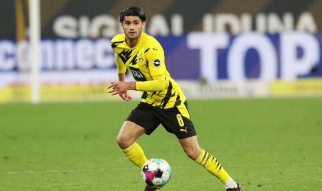 Mahmoud Dahoud prolonge à Dortmund