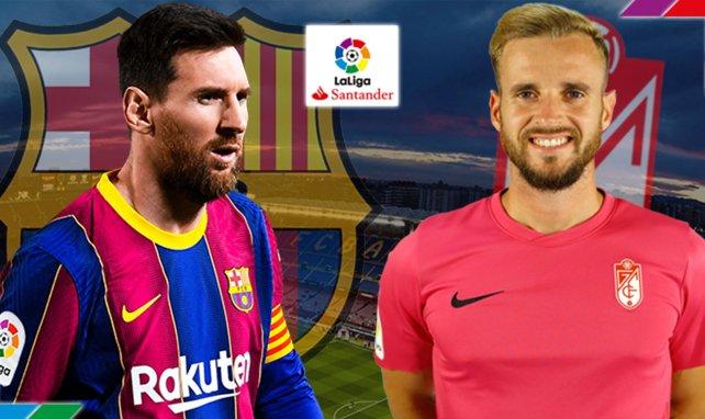Lionel Messi tentera une nouvelle fois de percer la muraille andalouse