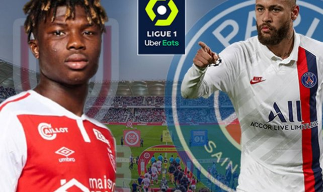 Reims-PSG : les compositions officielles !
