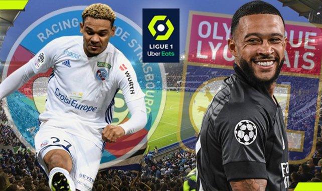Lyon doit enfin lancer sa saison à Strasbourg.