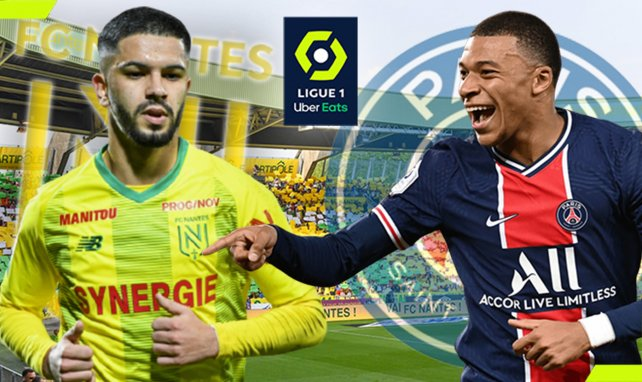 Nantes - PSG Streaming : comment regarder le match en direct
