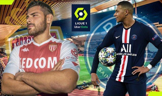 Monaco-PSG : les compositions probables