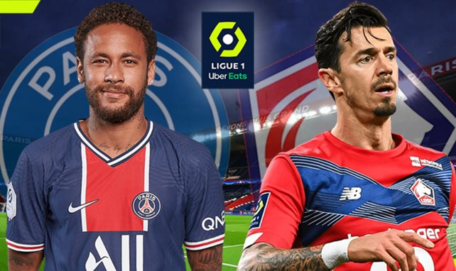 PSG - LOSC | Streaming : comment regarder le match en direct