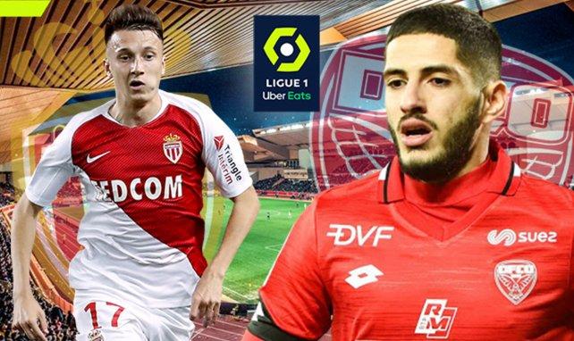 AS Monaco - Dijon FCO : les compositions sont là