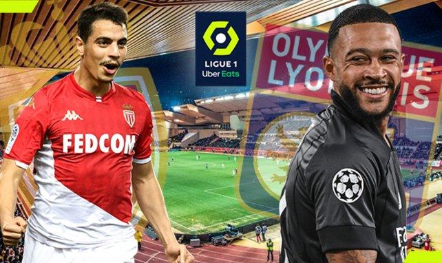 Monaco - Lyon : les compositions probables