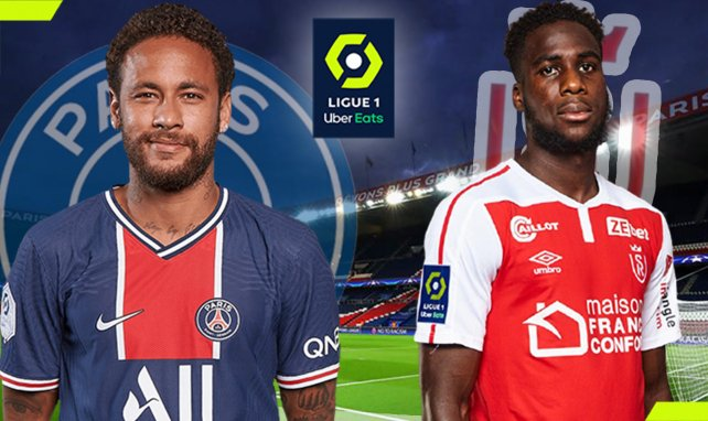 PSG - Reims : les compositions probables