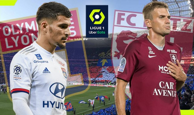 OL - Metz : les compositions probables