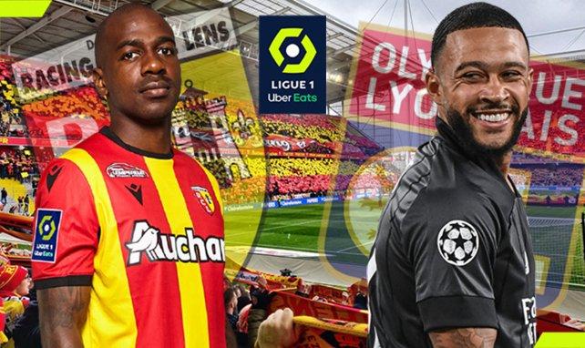 RC Lens - Olympique Lyonnais : les compositions probables