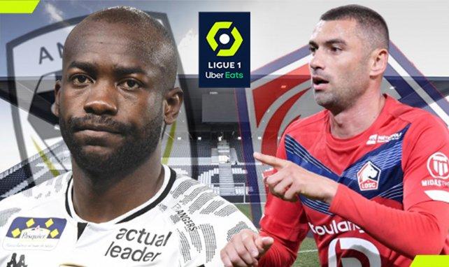 SCO Angers - LOSC : les compositions probables
