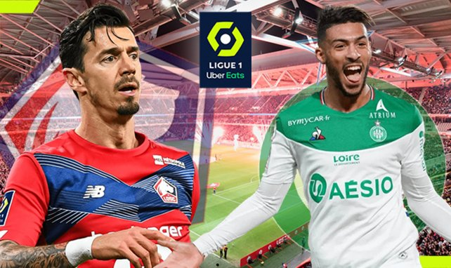 LOSC-ASSE : les compositions officielles