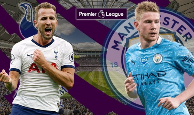 Tottenham - Manchester City : les compositions probables