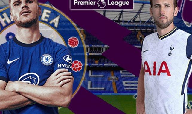 Chelsea - Tottenham : les compositions probables