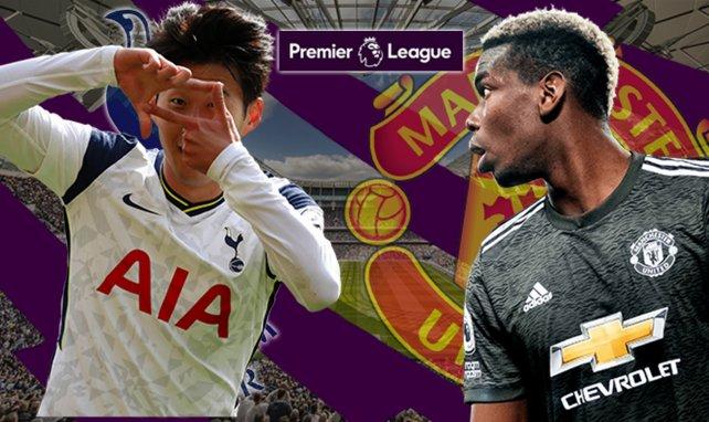 Tottenham - Manchester United : les compositions probables