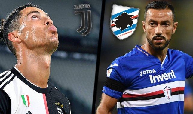 Les compos probables de Juve-Sampdoria