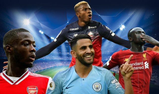 Les joueurs africains sont très sollicités sur le marché des transferts !