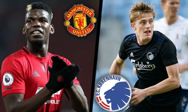 MU - Copenhague : les compositions officielles