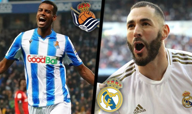 Real Sociedad - Real Madrid : les compositions probables