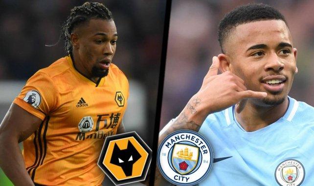 Wolverhampton - Manchester City : les compositions sont là