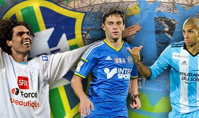 Ligue 1 : quand l'OM allait chercher des Brésiliens au pays