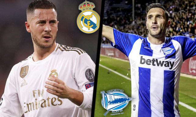 Real Madrid - Alavés : les compositions sont là