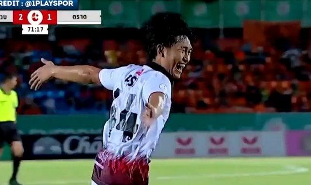 Sittichok Paso a inscrit le but de l'année en Thai League !