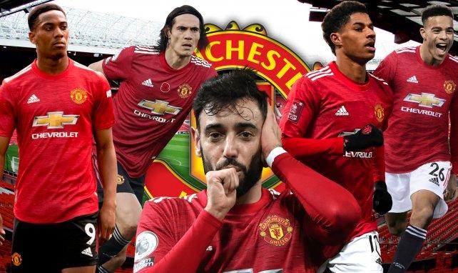 Pourquoi Manchester United ne marque plus