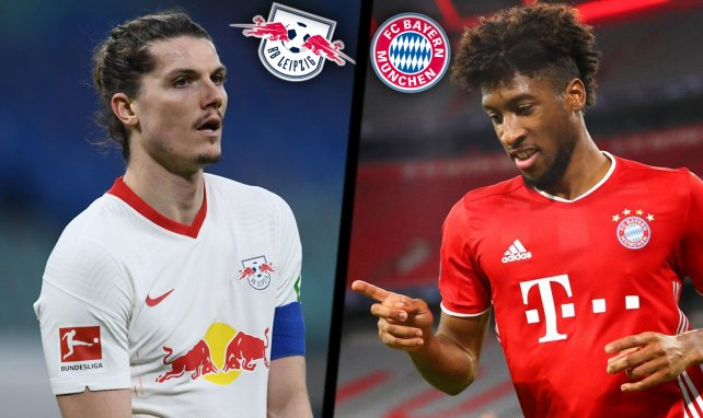 RB Leipzig - Bayern Munich :  les compositions probables