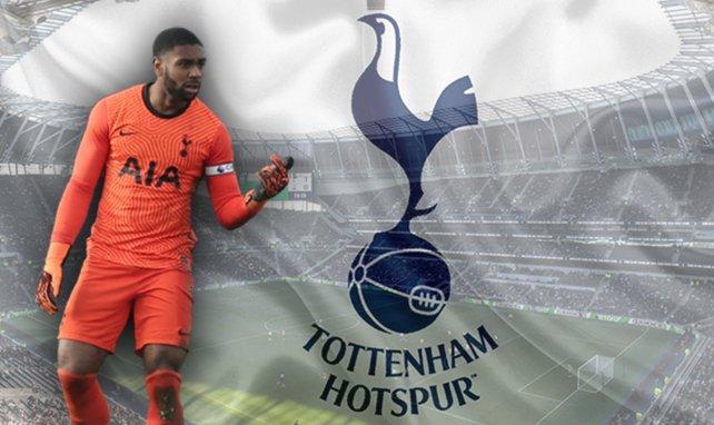 Thimothée Lo-Tutala, l'autre gardien frenchy très demandé de Tottenham