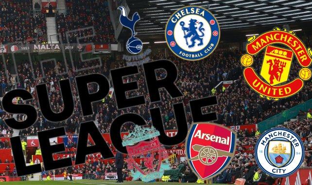 Super League : l'Angleterre est sous le choc