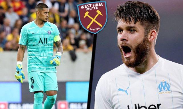 West Ham veut faire son marché en Ligue 1