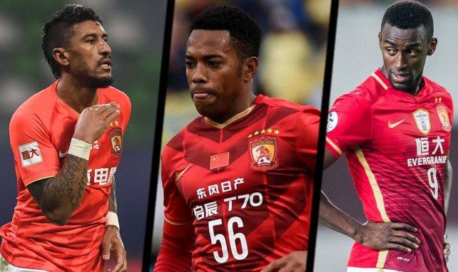Guangzhou FC, la fin annoncée d'un géant du football et du mercato en Asie