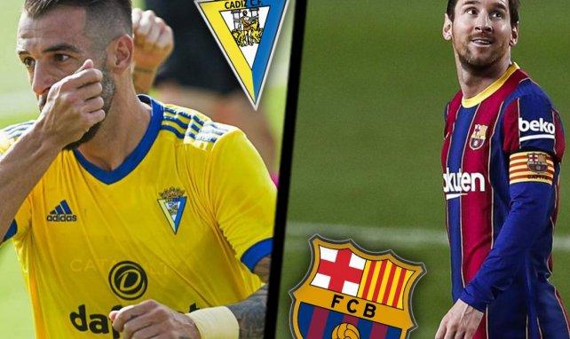 Cadix - FC Barcelone : les compositions sont là