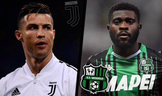 Juventus-Sassuolo : les compositions probables