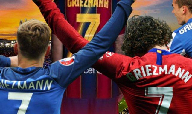 Griezmann récupère son numéro fétiche — Barça