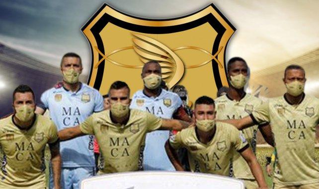 Colombie : l'incroyable match d'Águilas Doradas à 7 contre 11 !