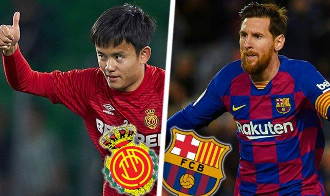 Le FC Barcelone se déplace à Mallorca pour son retour en Liga