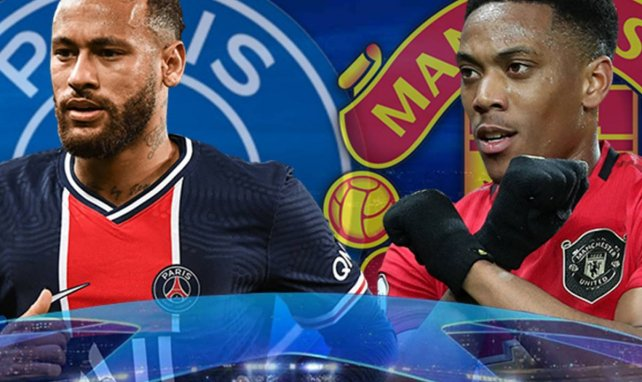 PSG - Manchester United : les compositions officielles