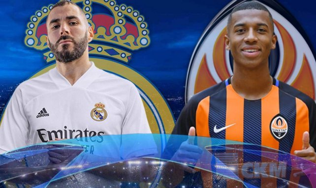 Real Madrid - Shakhtar Donetsk : les compositions sont là