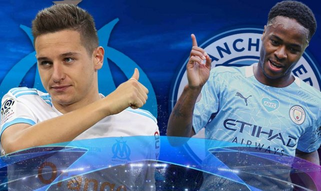 OM-Manchester City : les compositions officielles !