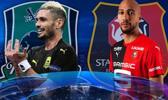 Julien Stéphan avant Krasnodar-Rennes :